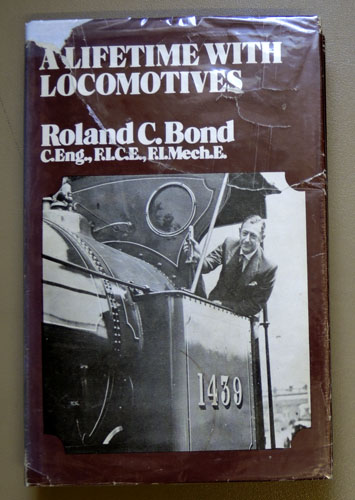 Image for Lifetime with Locomotives