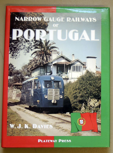 Image for Narrow Gauge Railways of Portugal