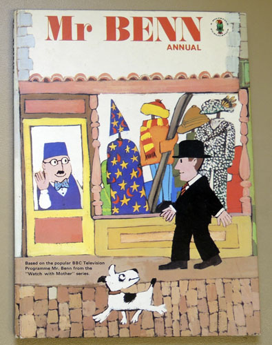 Image for Mr. Benn Annual 1973