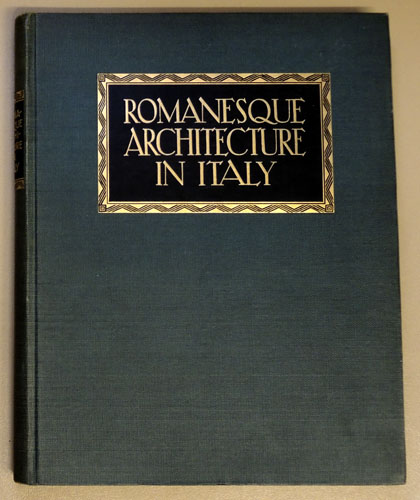 Image for Romanesque Architecture in Italy