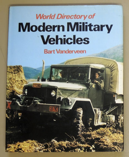Image for World Directory of Modern Military Vehicles: Unarmoured Vehicles from 1970