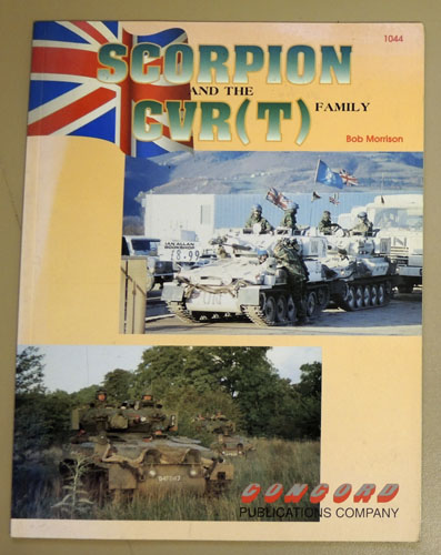 Image for Scorpion and the CVR(T) Family (Firepower Pictorials)