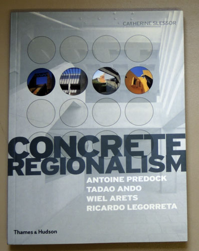 Image for Concrete Regionalism: 4x4