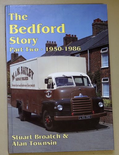 Image for The British Bus and Truck Heritage: The Bedford Story Part Two - 1950 - 1986