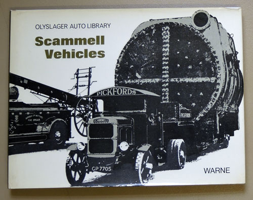 Image for Scammell Vehicles (Olyslager Auto Library)