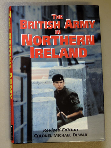 Image for The British Army in Northern Ireland