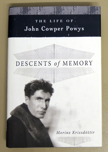 Image for Descents of Memory: The Life of John Cowper Powys