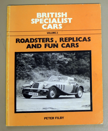 Image for British Specialist Cars Volume 2: Roadsters, Replicas and Fun Cars