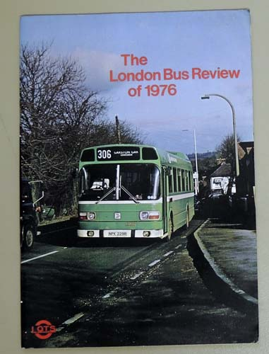 Image for The London Bus Review of 1976