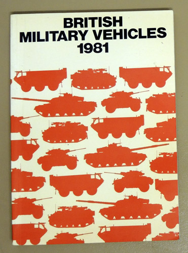 Image for British Military Vehicles 1981