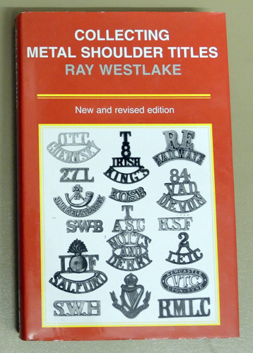 Image for Collecting Metal Shoulder Titles: New and Revised Edition