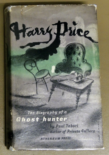 Image for Harry Price: The Biography of a Ghost-hunter