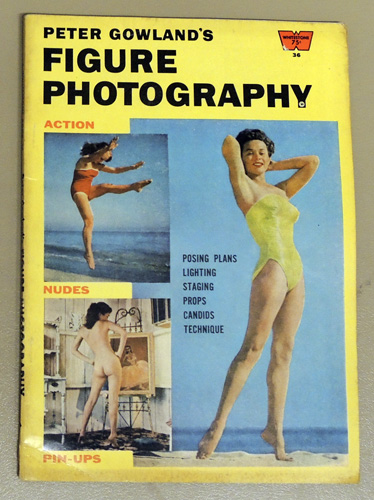 Image for No.36: Peter Gowland's Figure Photography. Action, Nudes, Pin-Ups, Posing Plans, Lighting, Staging, Props, Candids, Technique