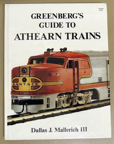 Image for Greenberg's Guide to Athearn Trains