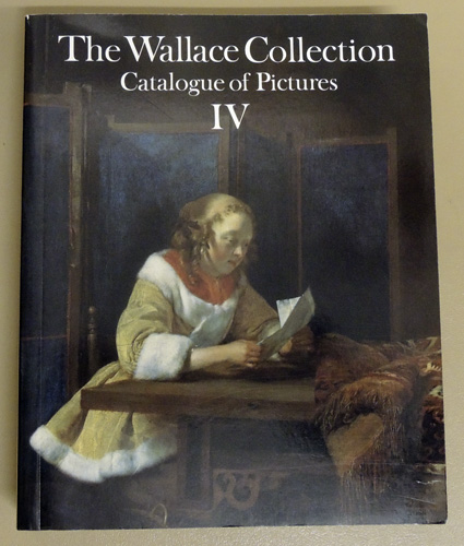 Image for The Wallace Collection Catalogue of Pictures: IV. Dutch and Flemish