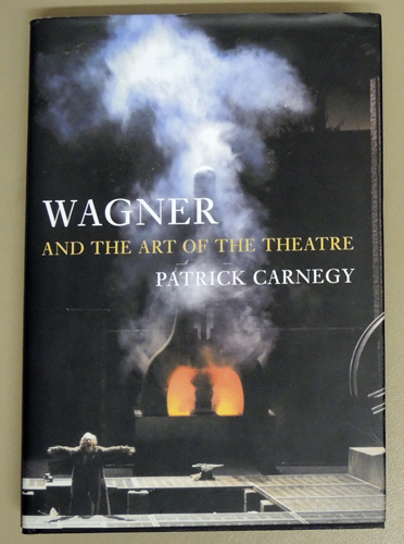 Image for Wagner and the Art of the Theatre