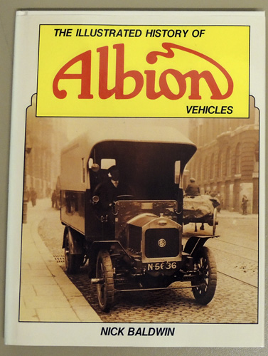 Image for The Illustrated History of Albion Vehicles