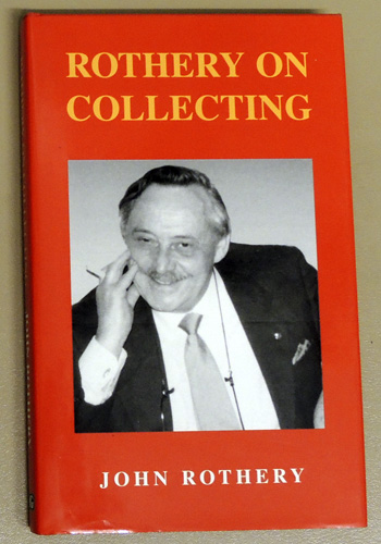 Image for Rothery on Collecting