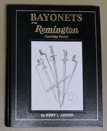 Image for Bayonets of the Remington Cartridge Period