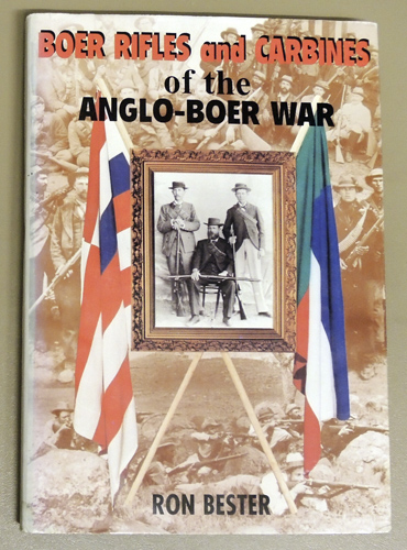 Image for Boer Rifles and Carbines of the Anglo-Boer War