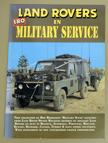 Image for Landrovers (Land Rovers) in Military Service