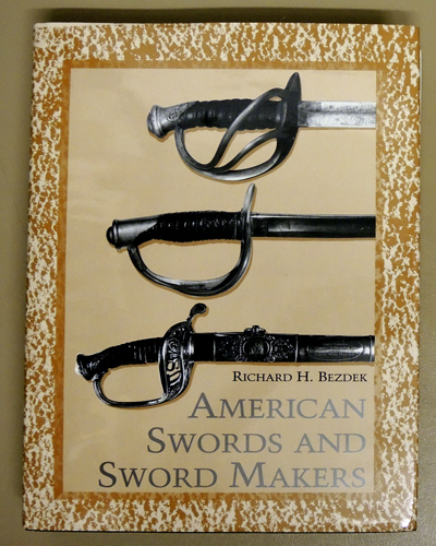 Image for American Swords And Sword Makers