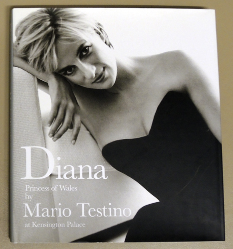 Image for Diana, Princess of Wales By Mario Testino at Kensington Palace