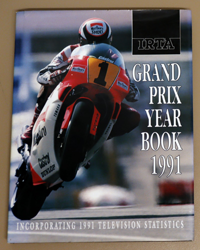 Image for IRTA Grand Prix Year Book 1991 Incorporating Television Statistics