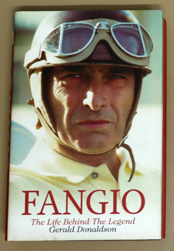 Image for Fangio: The Life Behind the Legend