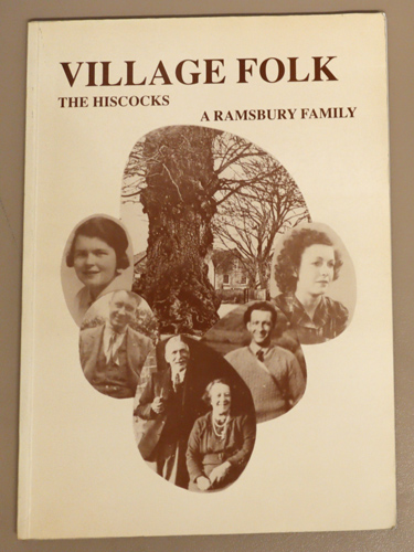 Image for Village Folk: The Hiscocks, a Ramsbury Family. (Experiments in Oral History)