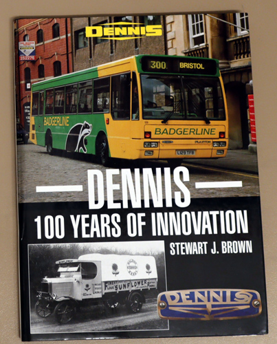 Image for Dennis - 100 Years of Innovation