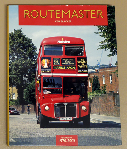 Image for Routemaster: Volume 2 1970 - 2005