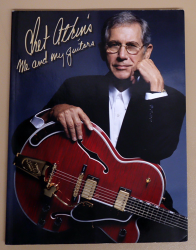 Image for Chet Atkins: Me and My Guitars