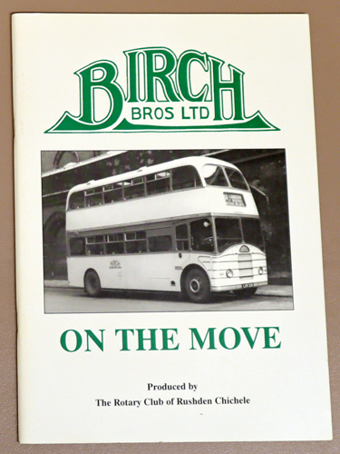 Image for Birch Bros Limited on the Move