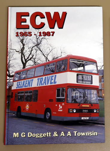 Image for Eastern Coach Works (ECW), 1965 - 1987