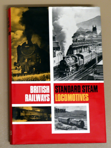 Image for British Railways Standard Steam Locomotives