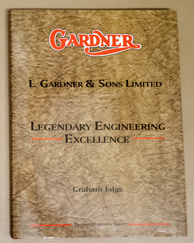 Image for L. Gardner & Sons Limited: Legendary Engineering Excellence (Transport Archives Series)