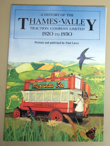 Image for A History of the Thames Valley Traction Company Limited: 1920 to 1930