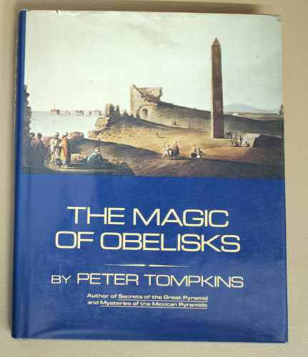 Image for The Magic of Obelisks