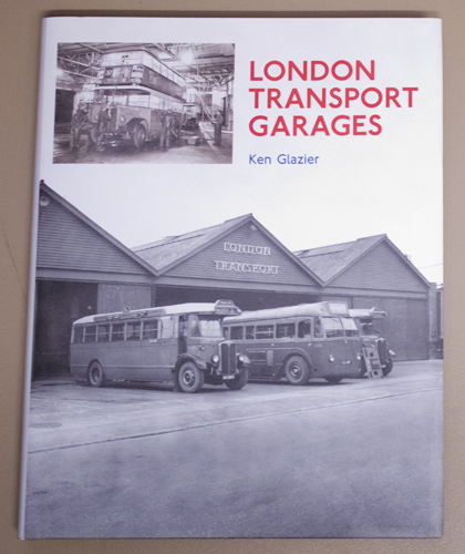 Image for London Transport Garages