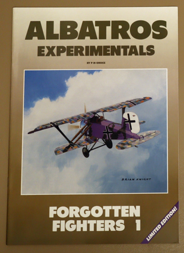 Image for Forgotten Fighters 1: Albatros Experimentals