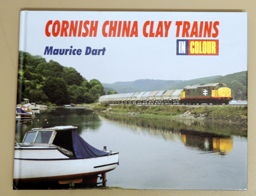 Image for Cornish China Clay Trains in Colour