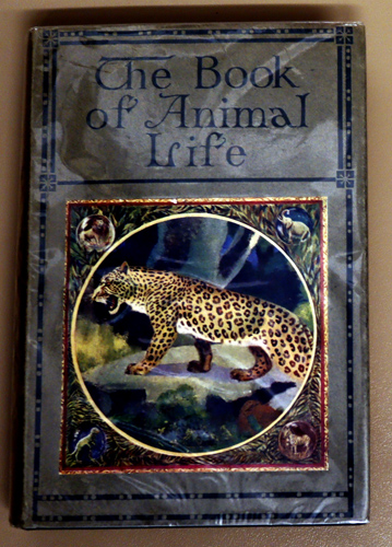 Image for The Book of Animal Life, with Numerous Illustrations
