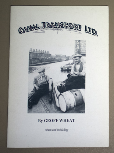 Image for Canal Transport Ltd.