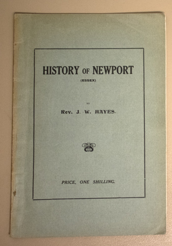 Image for History of Newport (Essex) Compiled from Various Sources