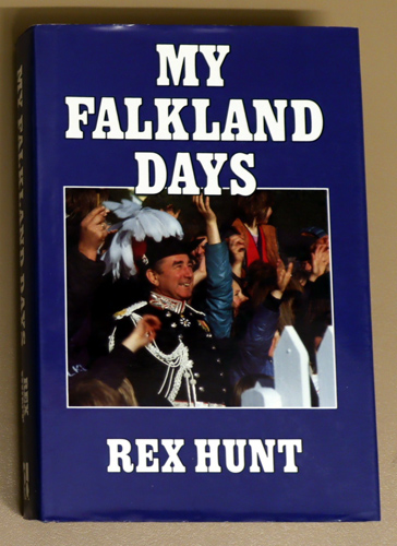 Image for My Falkland Days