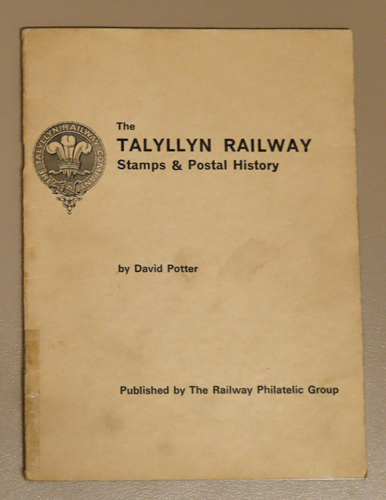 Image for The Talyllyn Railway Stamps and Postal History