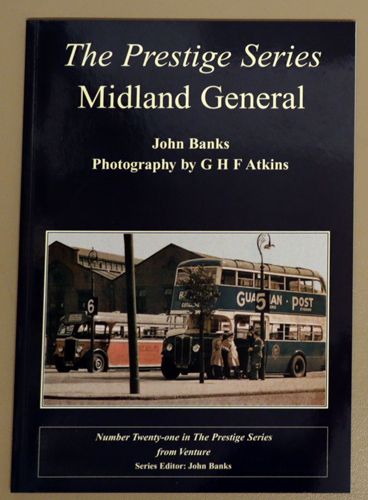 Image for The Prestige Series No.21: Midland General Notts & Derby/Mansfield District