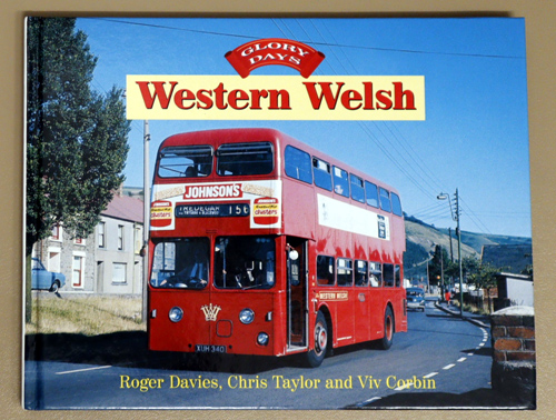 Image for Western Welsh (Glory Days)