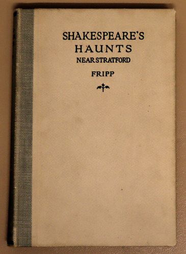 Image for Shakespeare's Haunts Near Stratford